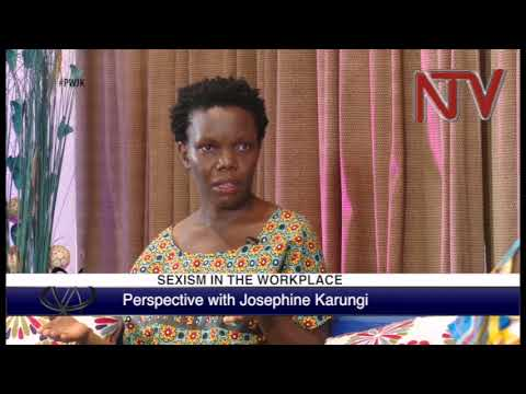 PERSPECTIVE WITH JOSEPHINE KARUNGI: Sexism in the workplace