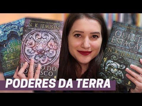 TRILOGIA DA TERRA PARTIDA (SEM SPOILER) | Patricia Lima