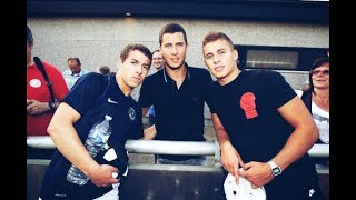 Family Hazard • Goals & Skills • Eden, Thorgan, Kylian Hazard