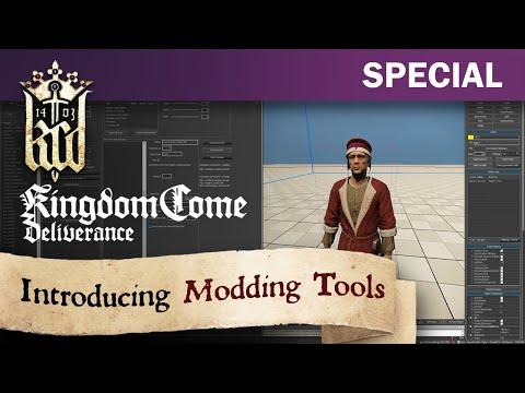 Introducing Modding Tools