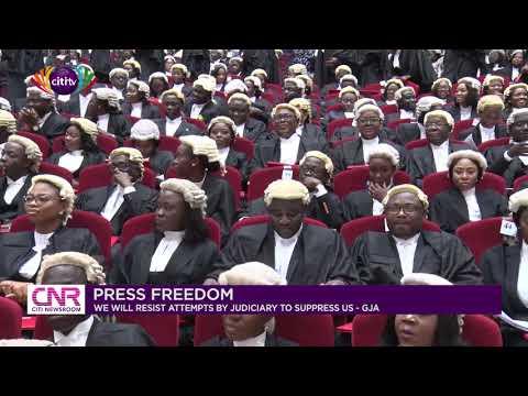 We will resist attempt by judiciary to suppress us - GJA | Citi Newsroom