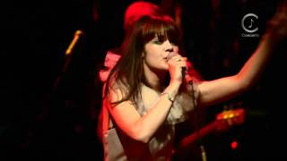 [HD] Bat For Lashes - Pearls Dream (Live Shepherds Bush Empire 2009)
