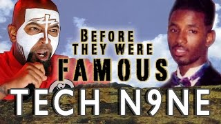 TECH N9NE - Before They Were Famous