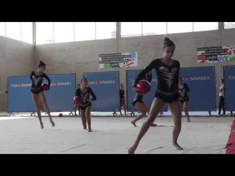 Juegos Deportivos Autonómicos de Conjuntos Absoluto y Base (8)