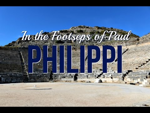 Philippi - Footsteps of the Apostle Paul (Vlog 2/8)