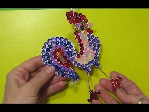 Подарок Маме Папе бабушке деду Как Сделать Петушка Из Бумаги Картона На Пасху Поделки своими руками