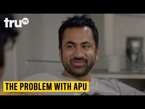 The Problem with Apu (Clip 'Kal Penn Explains Why He Can't Watch the Simpsons')