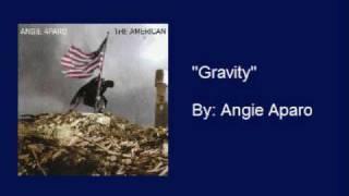 """Angie Aparo- """"Gravity"""""""