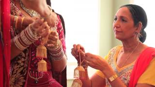 Sydney To New york, Punjabi Wedding highlights video, New York