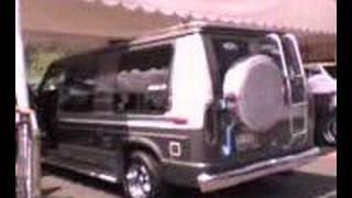 Ford econoline 150 VS ridgeline en spl  gano la eco