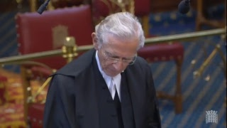Second Reading | Animal Welfare (Service Animals) Bill | House Of Lords