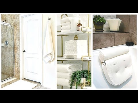NEW! 10 Tips on How To Create A Luxurious Bathroom