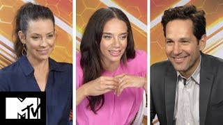 How Well Do The Ant-Man And The Wasp Cast Know Each Other? | MTV Movies