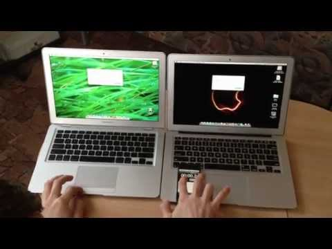 MacBook Air 2008 vs 2011