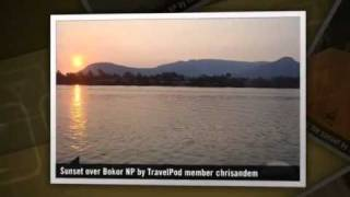 preview picture of video 'Kampot and Bokor National Park Chrisandem's photos around Kampot, Cambodia (bokor palace 2010)'