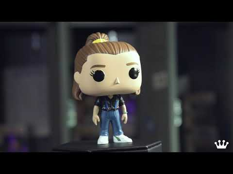 Stranger Things Season 3 Pop!s!