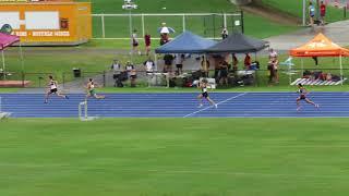 100m 13-15W TF2 Metropolitan West 49.27 Qld School Championships 2017