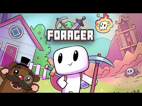 Baer Plays Forager (Ep. 1)