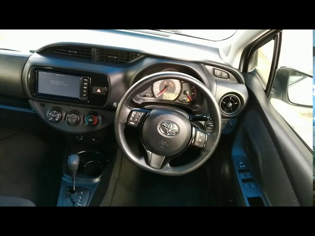 Toyota Vitz F 1.0 2017 for Sale in Lahore