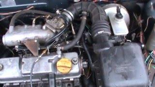Очень Подробный с Секретами Ремонт заклиненного двигателя ВАЗ 21099 инжектор 1 Часть