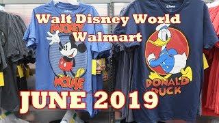 Shopping Disney's Walmart Vineland Location June 2019