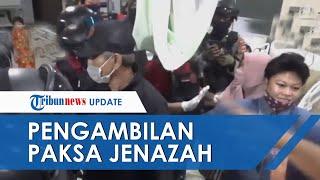 Lagi, Keluarga Ricuh Ambil Paksa Jenazah PDP Covid-19 di Makassar, 2 Orang Sempat Diamankan