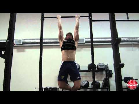 How To: Weighted Chin-Up
