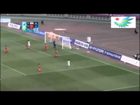 Olympic Việt Nam 4-1 Olympic Iran: Động đất ở xứ Kim chi