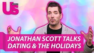 Jonathan Scott Talks Dating & The Holidays