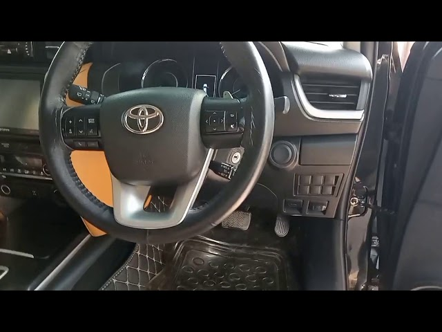 Toyota Fortuner 2.7 VVTi 2017 for Sale in Multan