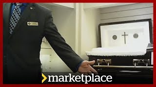 Funeral home sales tactics: Hidden camera investigation (Marketplace)
