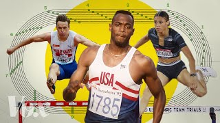 Why the 400m hurdles is one of the hardest Olympic races thumbnail