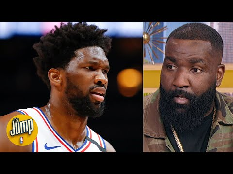 Kendrick Perkins wonders how the 'dysfunctional' 76ers will handle the NBA trade deadline | The Jump