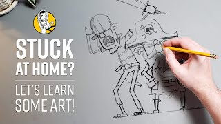The Best Online Art Courses (That are FREE Right Now!)