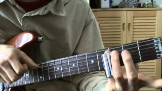 Cours de guitare - AC/DC : Stormy May Day (1/2) Démo + intro + riff A (début)