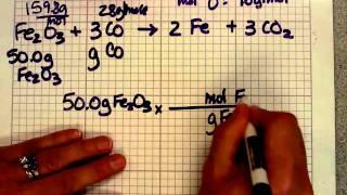 Chemistry - Stoichiometry - Mass Mass Problems