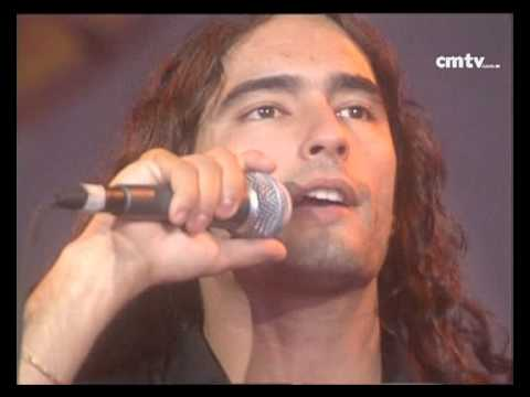 Daniel Agostini video En ti confié - CM Vivo 2000