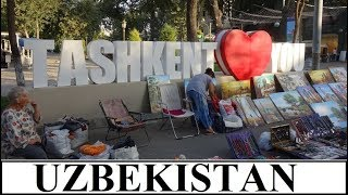 Uzbekistan/Tashkent/Art-Sayilgoh Street