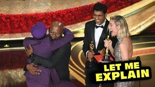 How The Oscars Bamboozle You - Let Me Explain