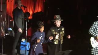 Runaway Train by Culture Club and Gladys Knight at the Greek Theatre, 10/3/18