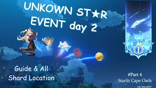 Dadaupa and Cape Oath Location. UNKNOWN STAR EVENT Day 2 BUG FIXED GUIDE & ALL SHARD LOCATION #part4