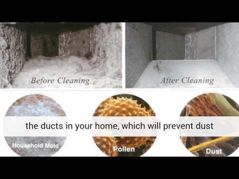 Ogden Utah Air Duct Cleaning: The Important Benefits