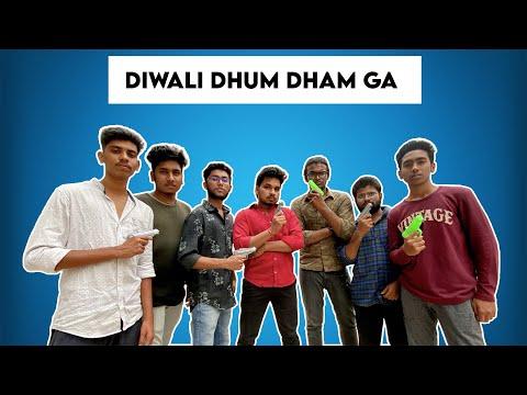 awesome script Diwali Dhum Dham Ga by Akhil Jackson