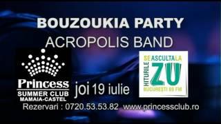 BOUZOUKIA PARTY  PRINCESS SUMMER CLUB