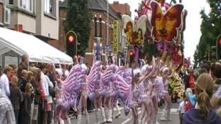 preview picture of video 'bloemencorso dendermonde 2009'