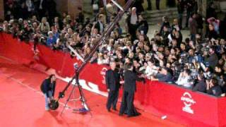 Monica Bellucci and Vincent Cassel - Red Carpet in Rome