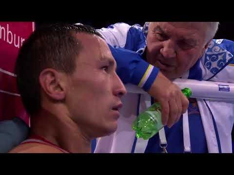 Тренер Егорова: «Василий лидировал весь бой, но судьи отдали предпочтение его сопернику»