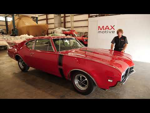 1968 Oldsmobile 442 (CC-1183032) for sale in Pittsburgh, Pennsylvania