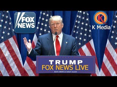 FOX LIVE NOW - FOX Breaking News - USA Donald TRUMP News Live 24/7