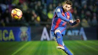 Lionel Messi ● All 33 Free Kick Goals 2008/2017 ● HD ●